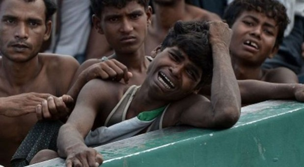 Rohingyas: Out of the Depths of Suffering, We Cry